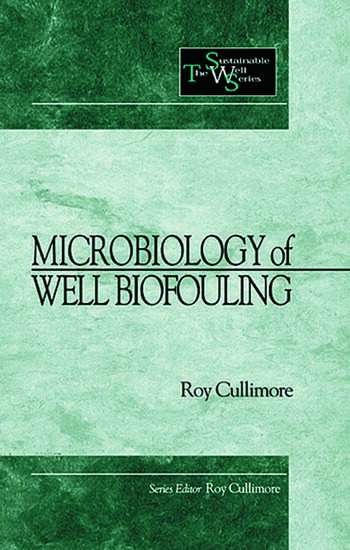 Microbiology of Well Biofouling book cover
