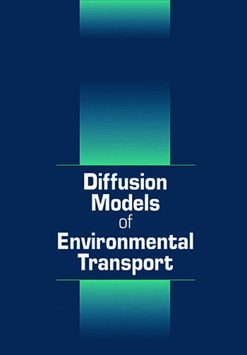 Diffusion Models of Environmental Transport book cover