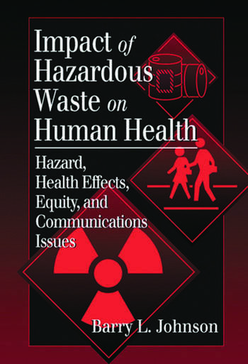 Impact of Hazardous Waste on Human Health book cover