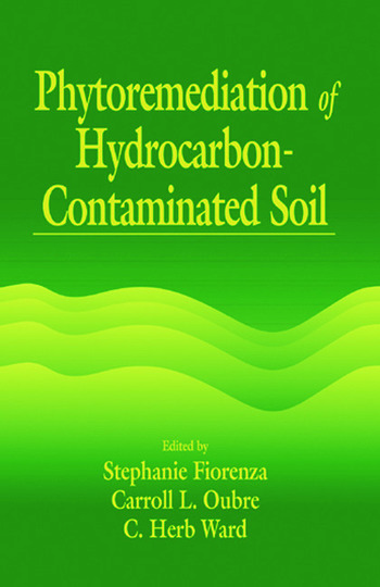 Phytoremediation of Hydrocarbon-Contaminated Soils book cover