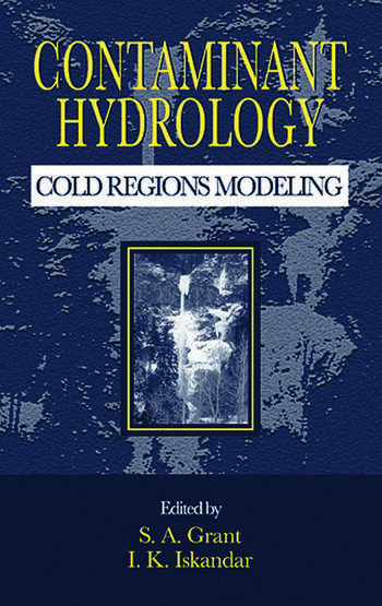 Contaminant Hydrology Cold Regions Modeling book cover
