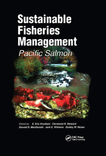 Sustainable Fisheries Management Pacific Salmon book cover