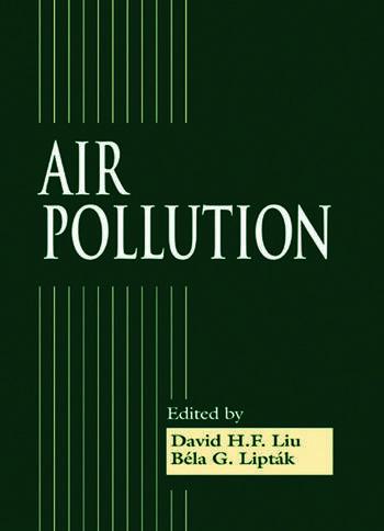 Air Pollution book cover