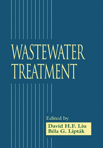 Wastewater Treatment book cover