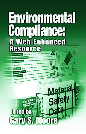 Environmental Compliance A Web-Enhanced Resource book cover