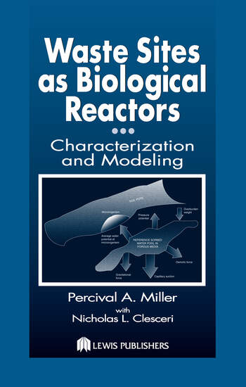 Waste Sites as Biological Reactors Characterization and Modeling book cover