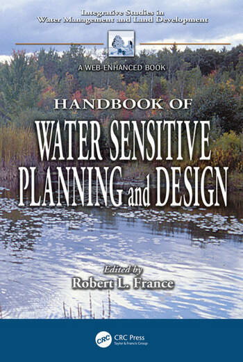 Handbook of Water Sensitive Planning and Design book cover