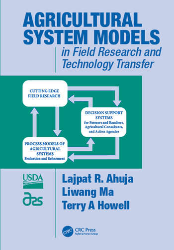 Agricultural System Models in Field Research and Technology Transfer book cover