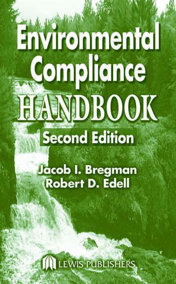 Environmental Compliance Handbook book cover