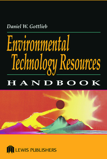 Environmental Technology Resources Handbook book cover