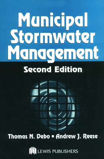 Municipal Stormwater Management book cover