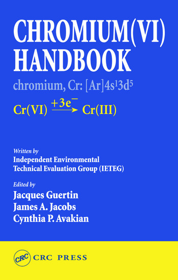 Chromium(VI) Handbook book cover