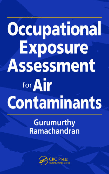 Occupational Exposure Assessment for Air Contaminants book cover