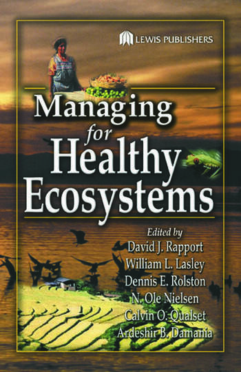 Managing for Healthy Ecosystems book cover