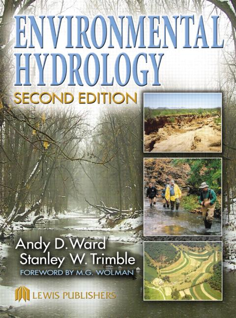 Environmental Hydrology, Second Edition book cover