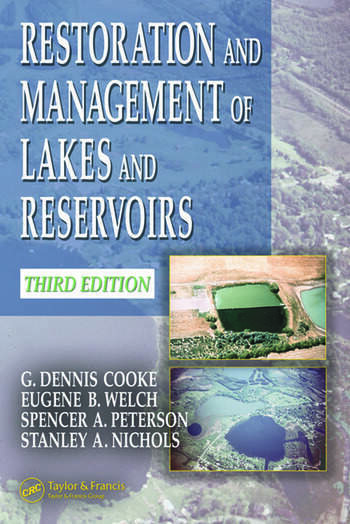 Restoration and Management of Lakes and Reservoirs, Third Edition book cover