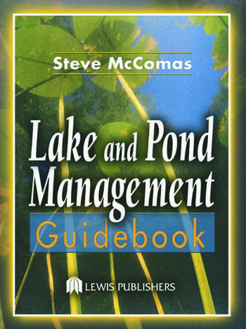 Lake and Pond Management Guidebook book cover