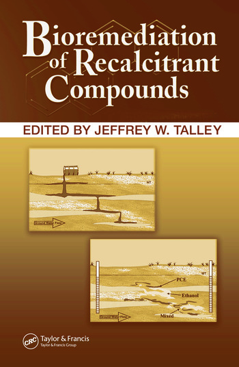 Bioremediation of Recalcitrant Compounds book cover