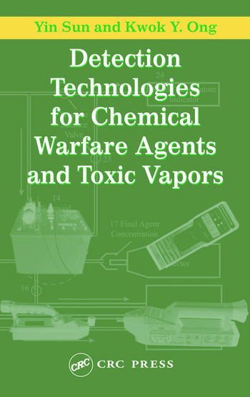 Detection Technologies for Chemical Warfare Agents and Toxic Vapors book cover