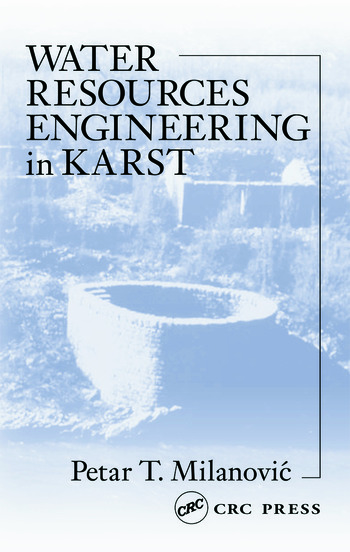 Water Resources Engineering in Karst book cover