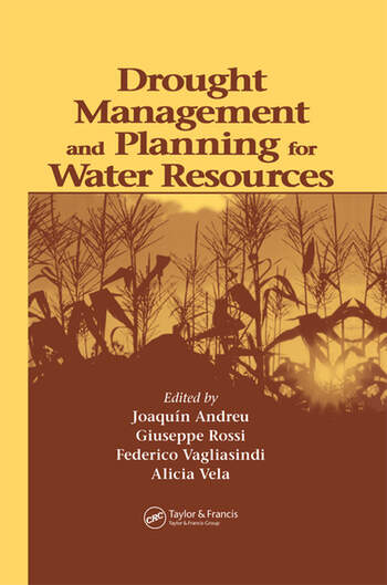 Drought Management and Planning for Water Resources book cover