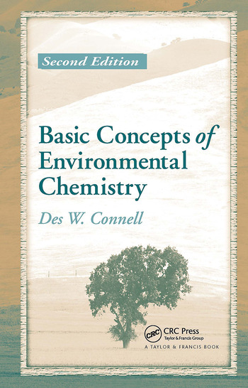 Basic Concepts of Environmental Chemistry book cover
