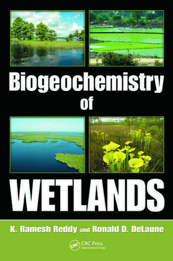 Biogeochemistry of Wetlands Science and Applications book cover
