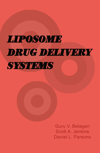 Liposome Drug Delivery Systems book cover