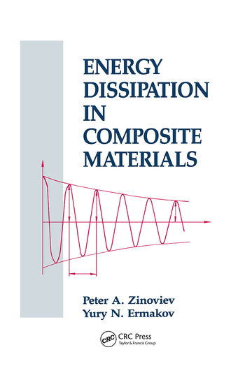 Energy Dissipation in Composite Materials book cover