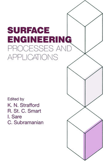 Surface Engineering Processes and Applications book cover