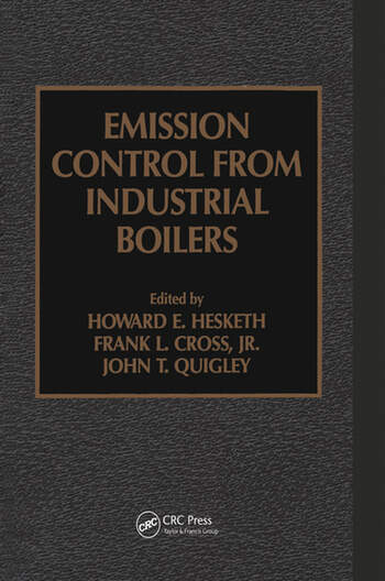 Emission Control from Industrial Boilers book cover