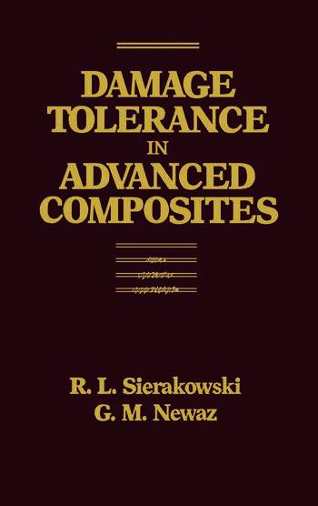 Damage Tolerance in Advanced Composites book cover