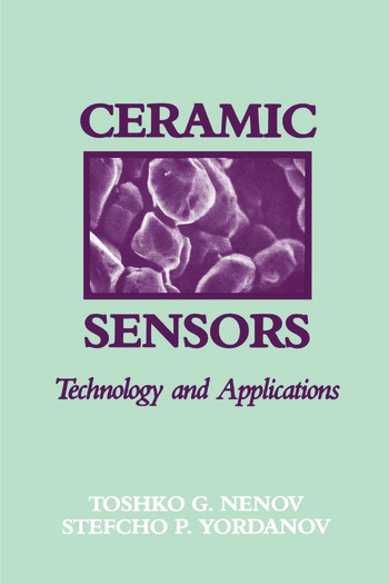 Ceramic Sensors Technology and Applications book cover