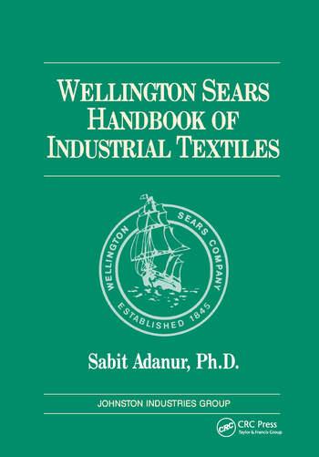 Wellington Sears Handbook of Industrial Textiles book cover