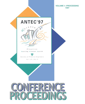 SPE/ANTEC 1997 Proceedings book cover
