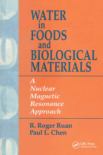 Water in Foods and Biological Materials book cover