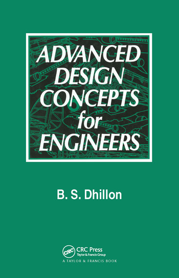 Advanced Design Concepts for Engineers book cover