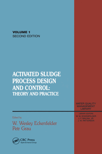 Activated Sludge Process Design and Control, Second Edition book cover
