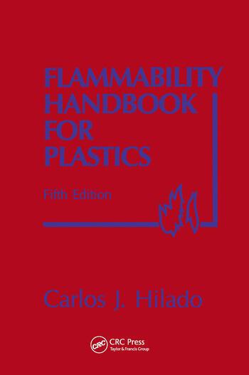 Flammability Handbook for Plastics book cover