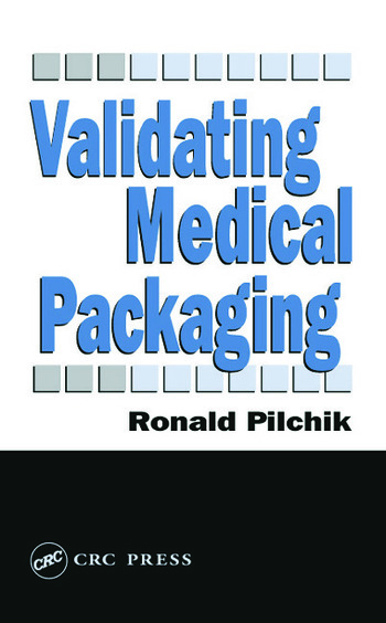 Validating Medical Packaging book cover