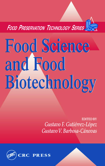 Food Science and Food Biotechnology book cover