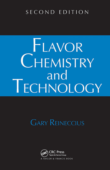 Flavor Chemistry and Technology book cover