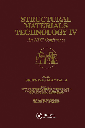 Structural Materials Technology An NDT Conference (CDROM) book cover