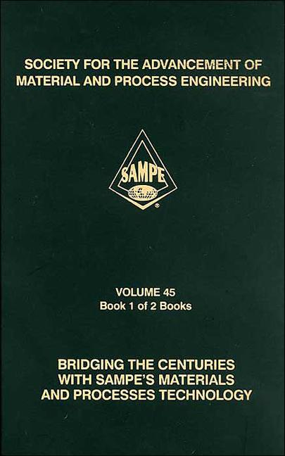 SAMPE Symposium and Expo, 45th International book cover