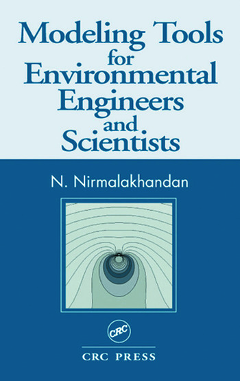 Modeling Tools for Environmental Engineers and Scientists book cover