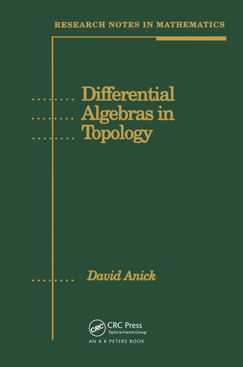 Differential Algebras in Topology book cover