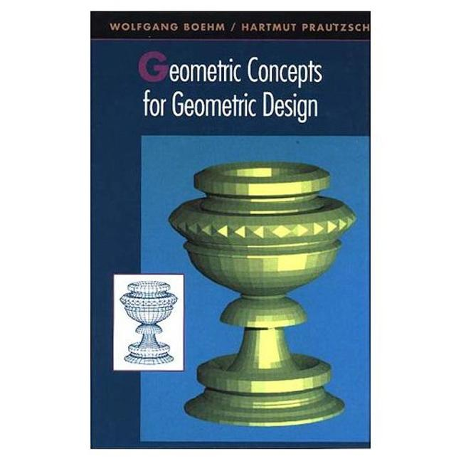 Geometric Concepts for Geometric Design book cover