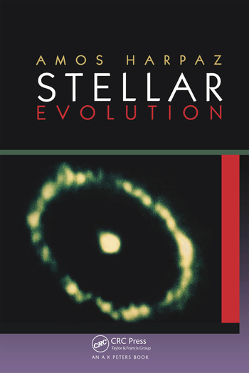 Stellar Evolution book cover