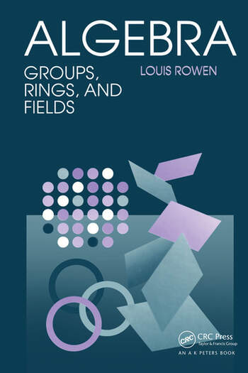 Algebra Groups, Rings, and Fields book cover