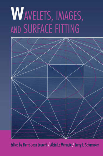 Wavelets, Images, and Surface Fitting book cover